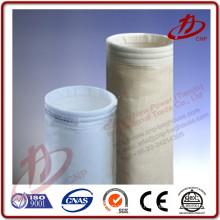 Niedrige Kosten Nomex Stoff Zement Industrie Staub Sammlung Filter Tasche