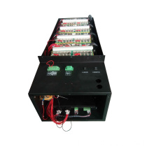 Solution d'alimentation pour pack batterie au lithium 24V 60Ah