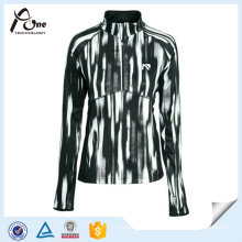 OEM Moisture Wicking Women Printing Fitness Wear