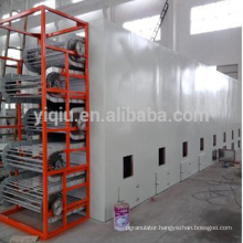 Tree leaves dryer and drying equipments supplier