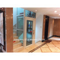 250kg 3 person small residential elevator lift for home use
