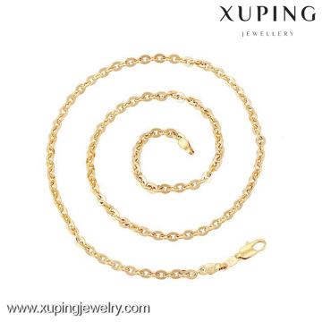 42697-Xuping Bijoux Collier de mode avec une bonne quantité