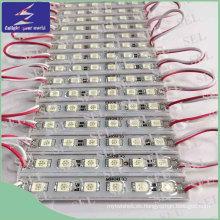 RGB SMD5050 LED módulo de inyección de luz impermeable
