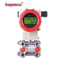 Supmea high accuracy smart differential pressure sensor digital universal differential pressure level transmitter
