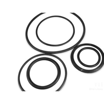 EPDM Silicone customized rubber seal o rings
