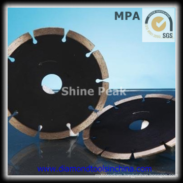 Silent Diamond Saw Blade for Granite Marble Concrete