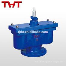 double orifice cast iron air release valve