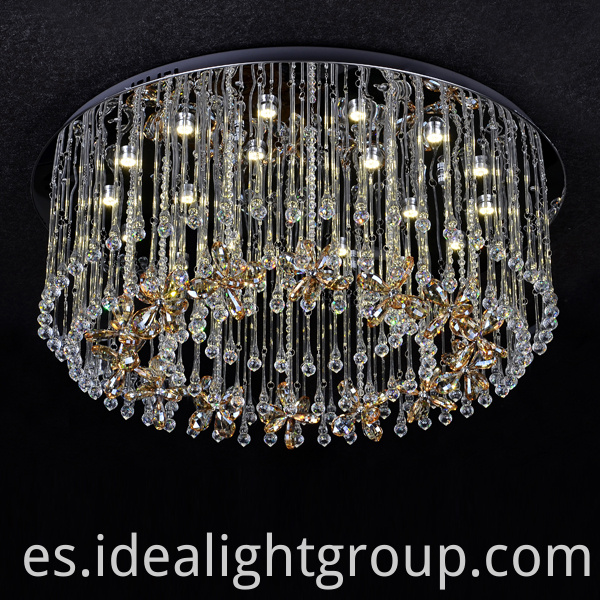 decorations led chandelier