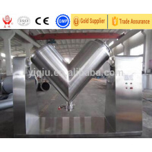 SS304 Mélangeur à granulés en poudre granulés en forme de V de 50 à 1000 L