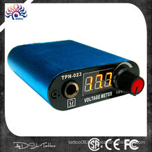 Blue Mini round tattoo power supply for sale