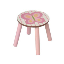 Lovely Mini Butterfly Pattern Baby Chair with 4 Legs (WJ277255)