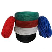 Silicone rubber wire 6 10 16 25 30 35 50 70 95 120 sq mm single core electric copper cable wire with best price
