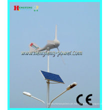 vento e solar híbrido sistema Rua LED luz 56w