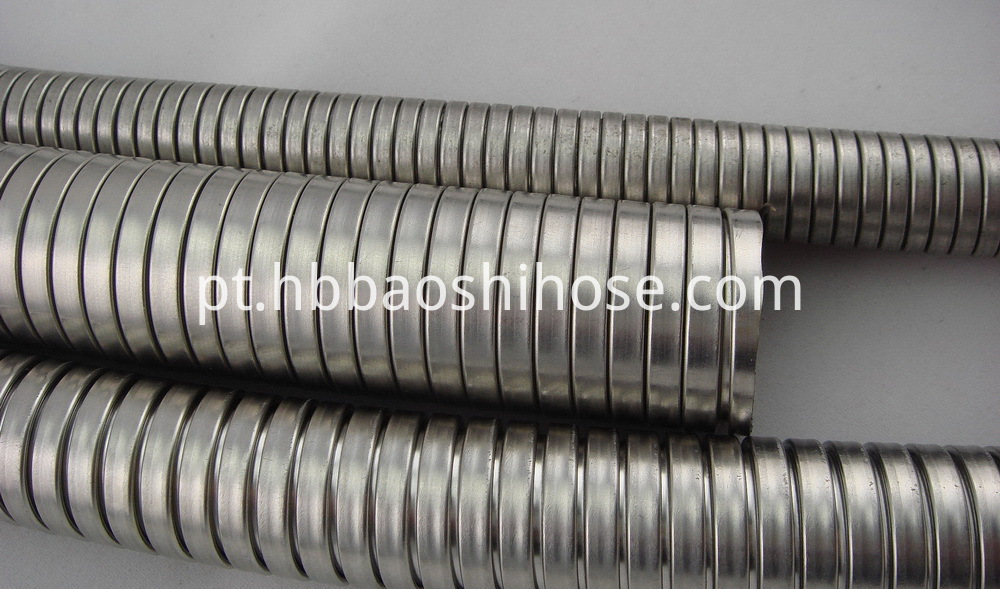 Stainless Steel Braided Pipe