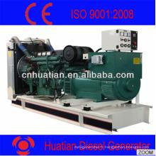 250Kva / 200Kw Refroidi à l'eau R6126ZLD Générateur diesel 50Hz