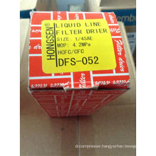 Refrigeration Liquid Line Fliter Drier (DFS-052)