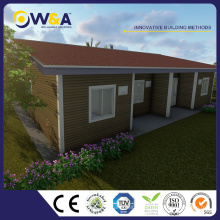 (WAS1010-36D)Philippines Prefabricated Modular Building Houses Wholesale