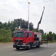Howo Fire & Rescue Truck