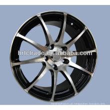 Rodas de carro de liga de alumínio