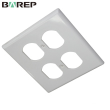 YGC-002 Four holes waterproof plastic safety switch panels