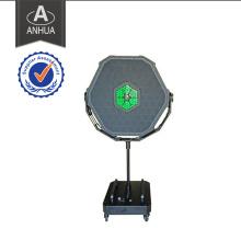 Dispositivo acústico de longo alcance com rodas
