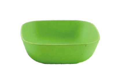 ECO-friendly colorful bamboo fiber bowl