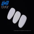 Puce en céramique à 99% d'alumine Puce en céramique blanche al2o3