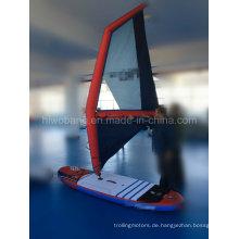 Segelboot in China hergestellt