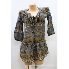 Hot Sale Oversized Wrap Dress Beach Swimwear Tropical Caftan