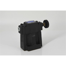 Low noise pressure control valve