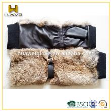 Chaussures en cuir manche douce en peau d'agneau en cuir sans peau