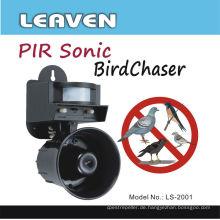 Effektive elektrische Raubvogel Vogelruf Sonic Vogel Abschreckung