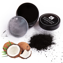 High quality raw coconut shell activated charcoal powder for whitening teeth
