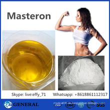 99% Reinheit Roh Steroide Pulver Drostanolon Propionat / Masteron