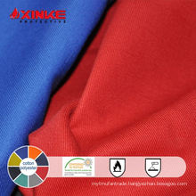Use for uniform cotton polyester anti fire fabric