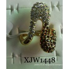 Anel de diamante / anel de moda / anel de jóias (xjw1448)