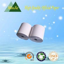 Registrierkasse Papierart Hochwertige 80 * 80mm Quittung Thermo Papierrolle