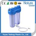 Filtro de Água Transparente Duplo Compelete