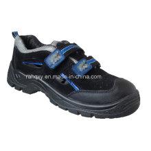 Avoir deux ceintures Suede sandales Style chaussures de travail (HQ05060)