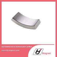 Strong Neodynium Permanent Magnet with N35-N52 Grade on Motor