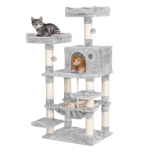 Multi-Level Cat Tree Cat Tower
