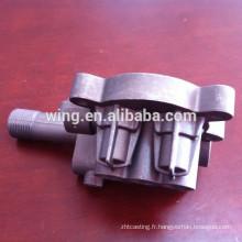 customized zinc die casting light connector