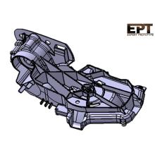 Auto Aluminium Parts Base Plate
