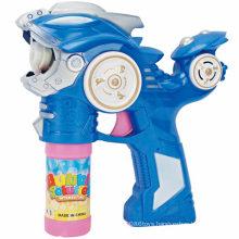 Outdoor Summer Sound Toy Space Bubble Gun Toy