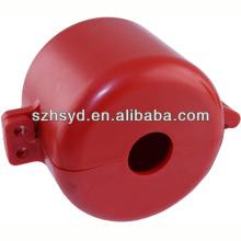 Pressurized Gas Cylinder Valve Lockout HSBD-8251