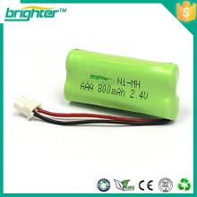 Bateria 3.6v 1000mah ou 650mah ni-mh bateria pacote