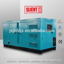 China generator,60HZ 250kw 312.5kva silent diesel generator with cummins engine