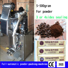 Automatic Packing Machinery 3 in 1 Coffee Powder Pouch Packing Machine