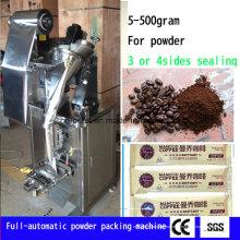 Автоматическое машинное оборудование упаковки 3 в 1 кофе порошок мешок упаковочная машина