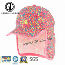 Smart Casual Breathable Sports Baseball Cap with Neck Protection